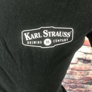 Karl Strauss Brewing Company Tops - 🎉SALE! Karl Strauss Brewing Company Fitted Tee M